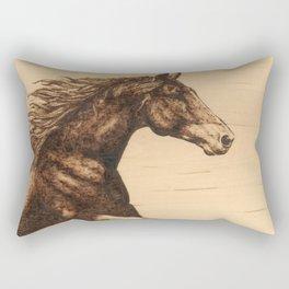 Chasing the Horizon Rectangular Pillow