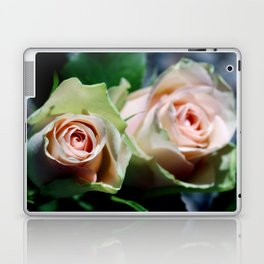 Whispering secrets Laptop & iPad Skin