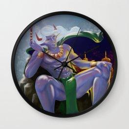 Taurus - Zodiac King Wall Clock