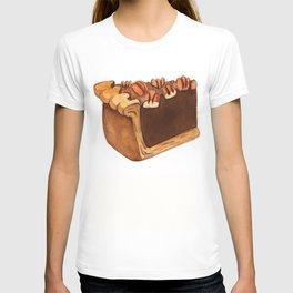 Pecan Pie Slice T-shirt