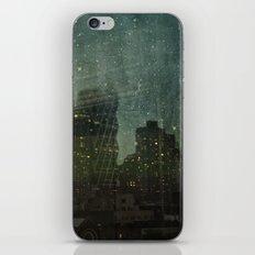 New York Nights iPhone & iPod Skin