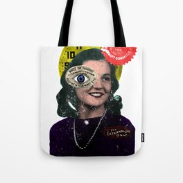 For External Use Only Tote Bag