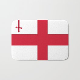 Flag of London Bath Mat