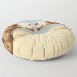 Love and Affection Floor Pillow