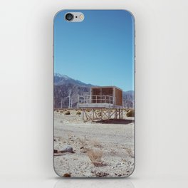Palm Springs Windmills V iPhone Skin