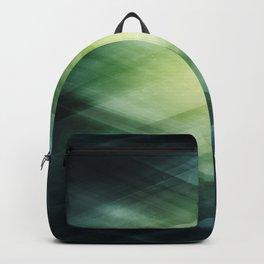 Amazing Abstract Triangular Galaxy - Visual Art V.7 Backpack