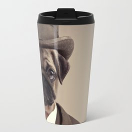 (Very) Distinguished Dog Travel Mug