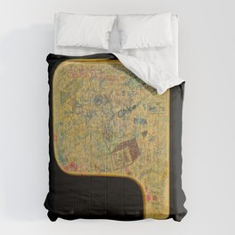 Big box - little box Comforters
