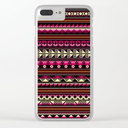Tribality Andes Sierra Clear iPhone Case