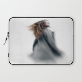 Walking women Laptop Sleeve