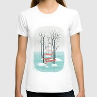 spirit T-shirts featuring Forest Spirit by Freeminds