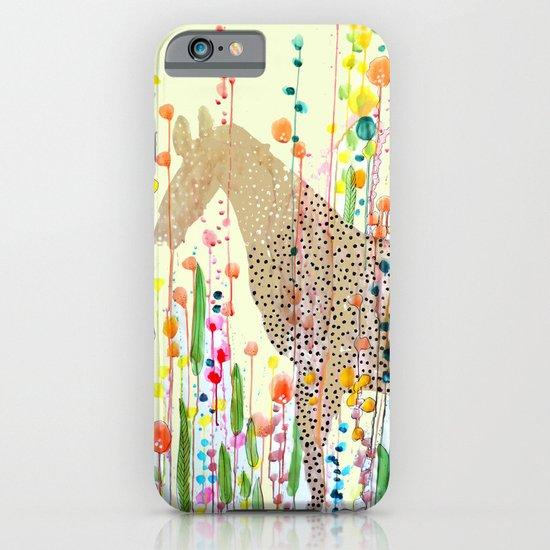 le bonheur est dans le pré iPhone & iPod Case