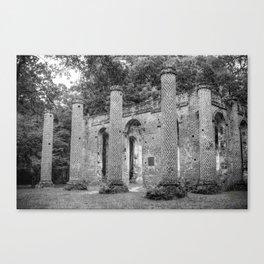 Southern Worship | Yemassee, SC Canvas Print