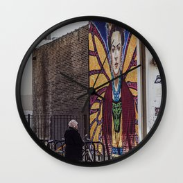Meeting Frida Wall Clock