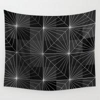 diamond Wall Tapestries featuring Diamond by Dood_L