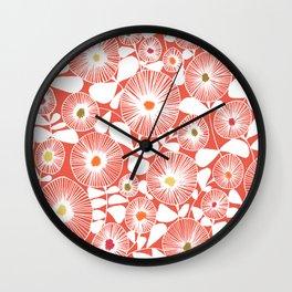Field project Wall Clock