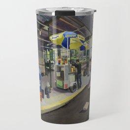Curvilinear 97th Travel Mug