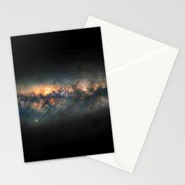Milky Way Panoramic Stationery Cards