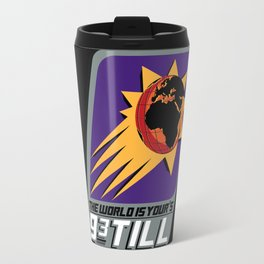 The World is Your's Travel Mug
