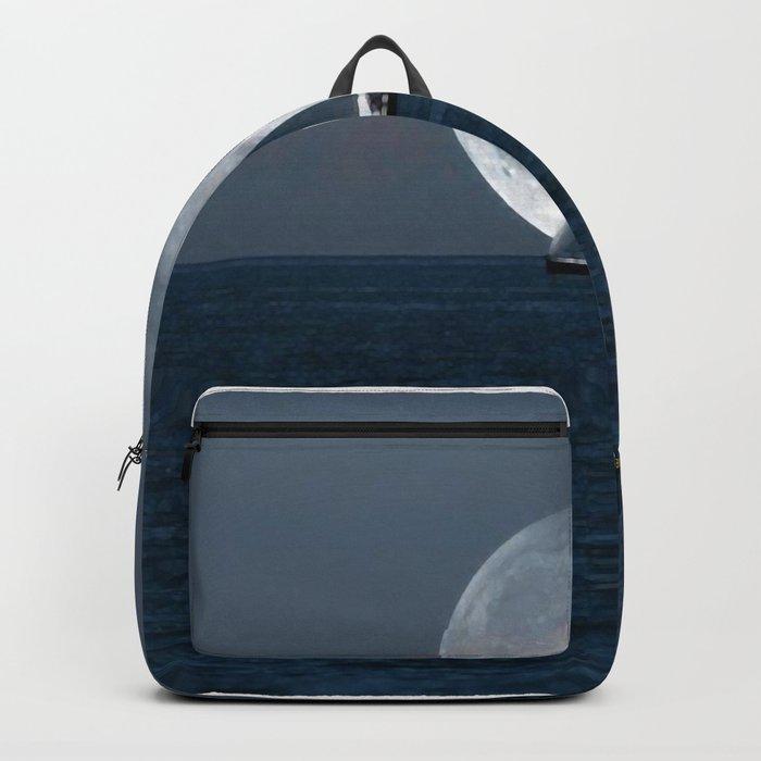 Full Moon Sailing Backpack