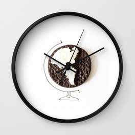 Oreo world Wall Clock
