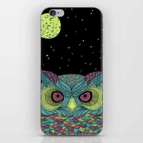 The Mystique Owl iPhone & iPod Skin