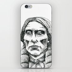 Quanah Parker, Last Chief of the Comanches iPhone & iPod Skin