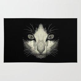 Weeping Cat Rug