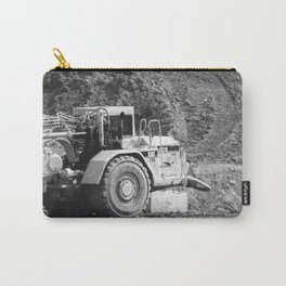 Heavy equipment at rest Carry-All Pouch