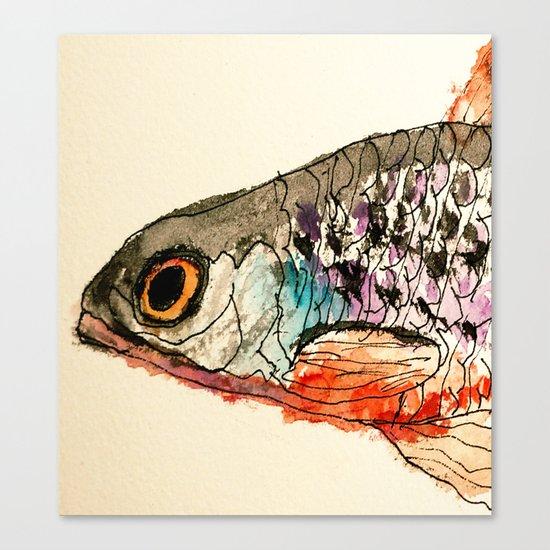 Fish III Canvas Print
