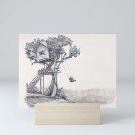 Swing Mini Art Print