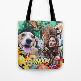 Whoom! Tote Bag
