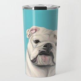 Sweet Little English Bulldog Travel Mug