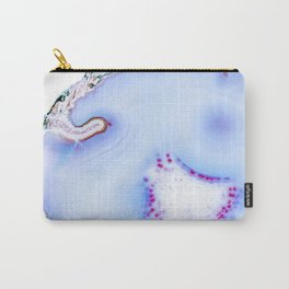 Iridescent agate Carry-All Pouch