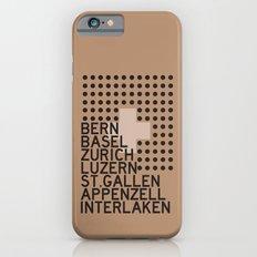 Gruezi//B Slim Case iPhone 6s