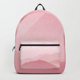 Pink Forest Backpack