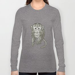 Monkey Long Sleeve T-shirt