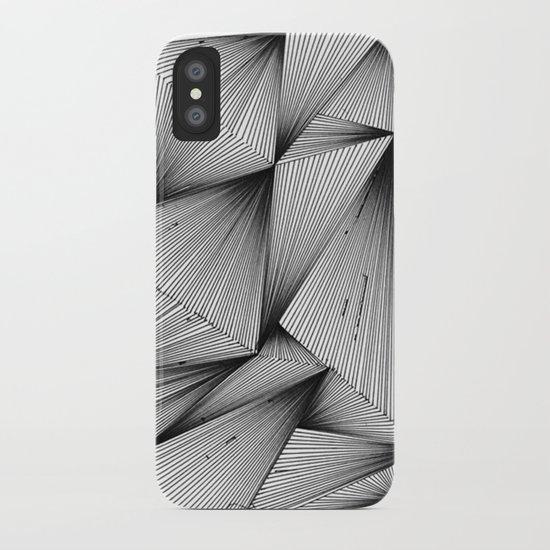 Structure (XYZ) iPhone Case