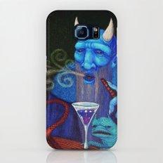 Hookah Demon Galaxy S7 Slim Case
