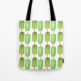 Cactus Popsicles Pattern #society6 #decor #buyart Tote Bag