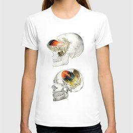 Feathers In My Head T-shirt