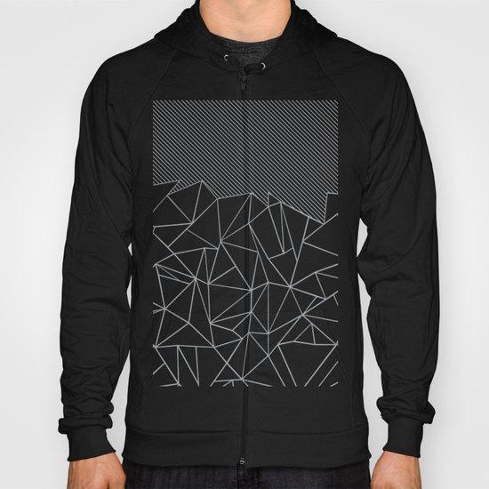 Ab Linear Grey Hoody
