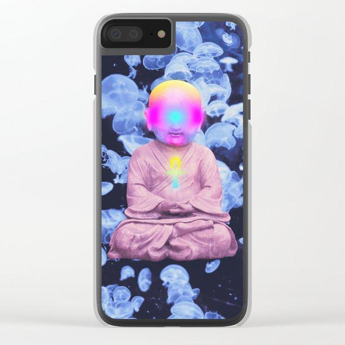 Unité Clear iPhone Case