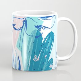 Night Jungle Coffee Mug
