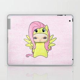 A Boy - Fluttershy Laptop & iPad Skin