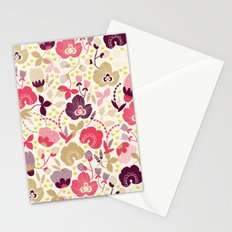 Summer Floral Stationery Cards
