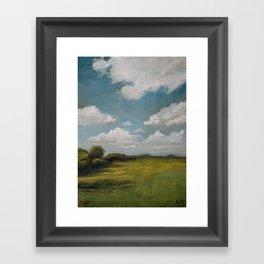 Ireland 45/100 Framed Art Print
