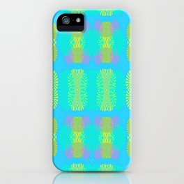 Destellos de luz iPhone Case
