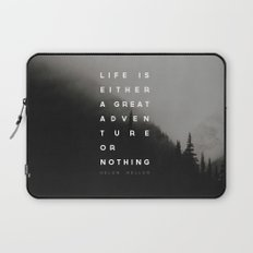 Adventure or Nothing Laptop Sleeve