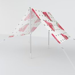 Watermelon Polka Dots Sun Shade